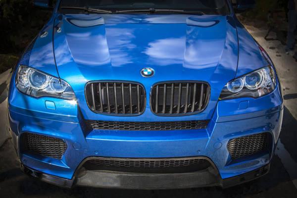 Пастиране на BMW X6