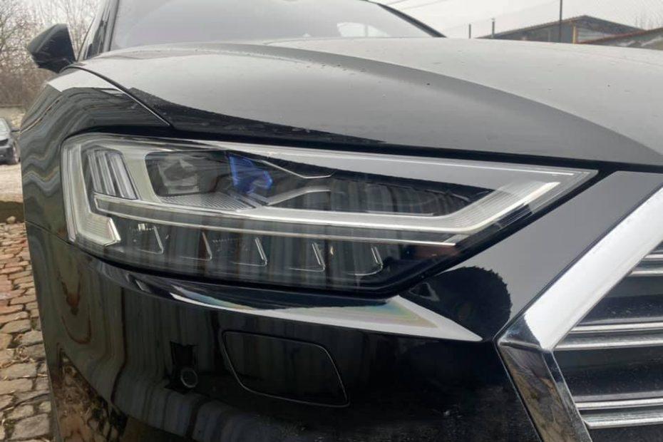 Смяна на капаци на фарове на Audi Q7